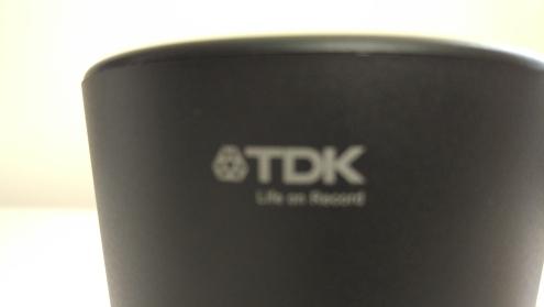 Phone camera speaker
