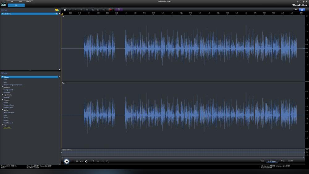 audio-editor